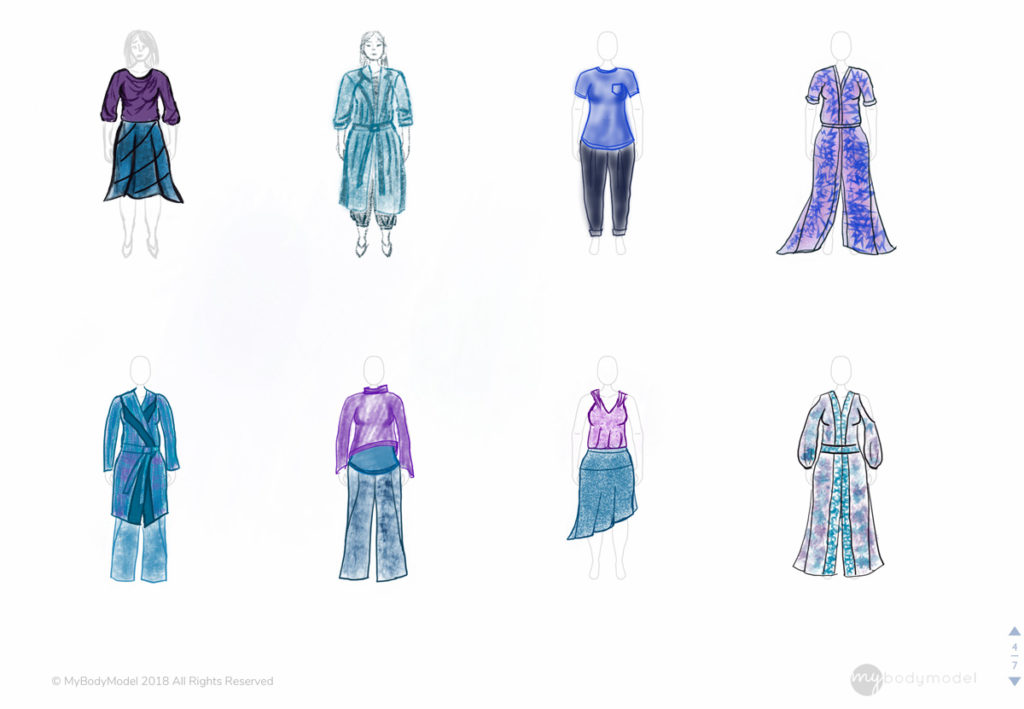 Review: 9 Drawing Apps for Digital Fashion Illustration with